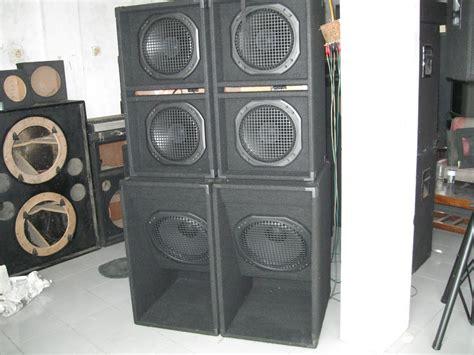 Multiplek Untuk Box Speaker ukuran box speaker 18 inch untuk lapangan seterms