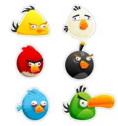 30 eye catching angry birds pictures