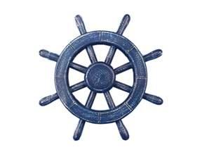 Rustic Home Decor Wholesale Buy Rustic All Dark Blue Decorative Ship Wheel 12 Inch