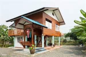 thailand haus ferienhaus thai teak haus in chiang mai nordthailand
