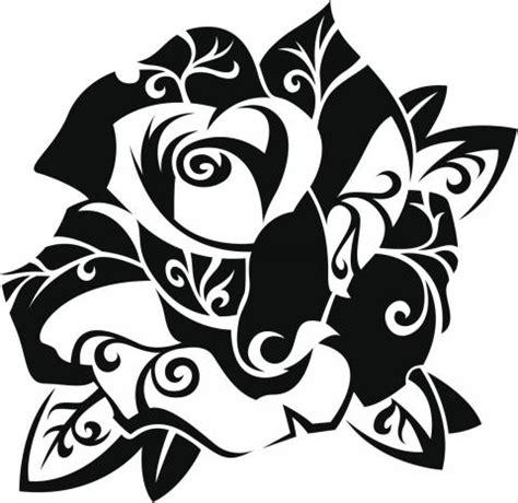 imagenes de imágenes im 225 genes de rosas tribales clipart best