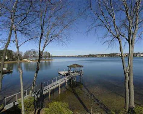 lake nc real estate lakefront norman shores waterfront homes on lake norman