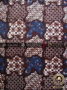 Kain Batik Yogya 67 kain batik jawa sogan motif sekarjagad coklat antik batik http thebatik co id kain batik