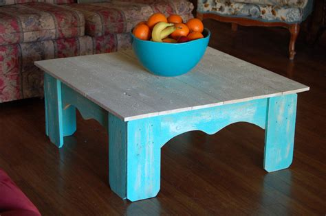 distressed blue coffee table distressed blue coffee table coffee table design ideas