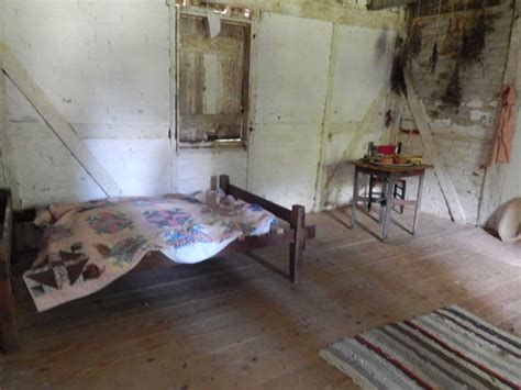 a room slaves inside room in the quarters picture of stagville state historic site durham tripadvisor