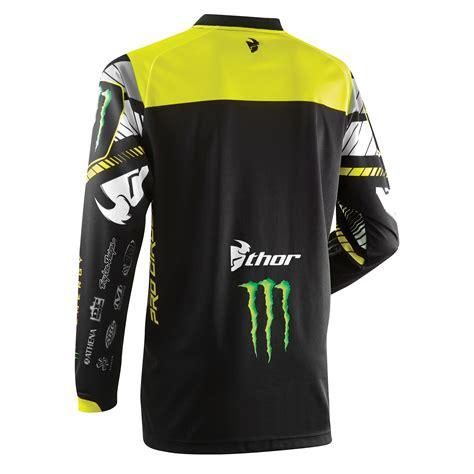monster jersey thor phase sp14 pro circuit monster energy mx shirt moto x