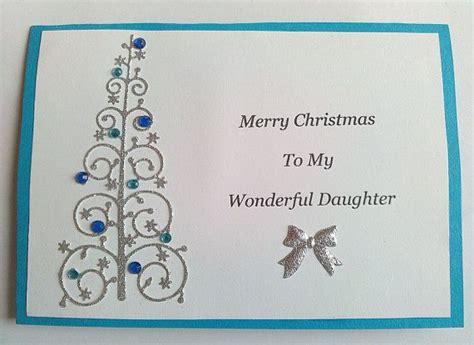 christmas card merry christmas   wonderful daughter  christ