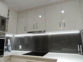 led lights in your kitchen simple lighting