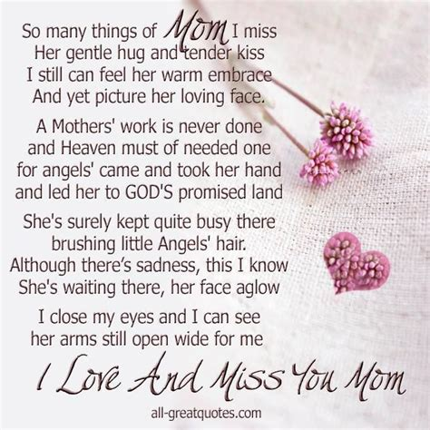 imagenes de i miss you mom i miss you mom pictures photos and images for facebook