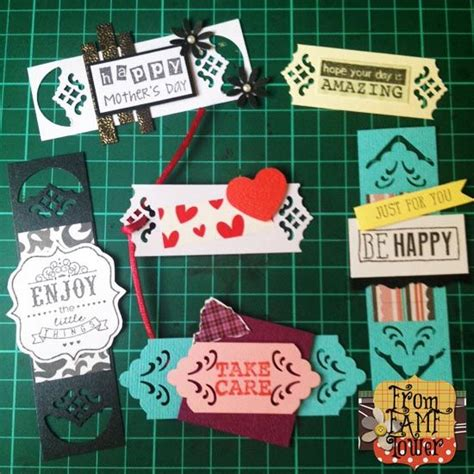 tutorial hiasan scrapbook 1000 images about my paper crafts projects on pinterest