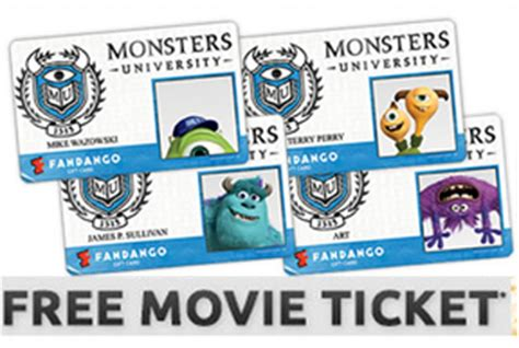 Purchase Fandango Tickets With Gift Card - fandango free movie ticket with gift card purchase coupons 4 utah