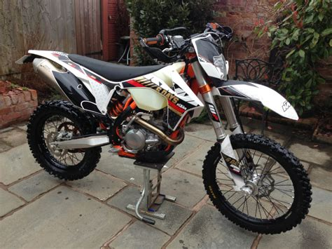 2012 Ktm 450 Exc For Sale Ktm 450 Exc Six Days 2013 Less Than 20 Hours