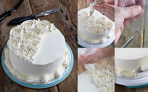 7 Adorable Ways To Decorate A Cake by Best Chocolate Cake Recipe Decorated Four Ways
