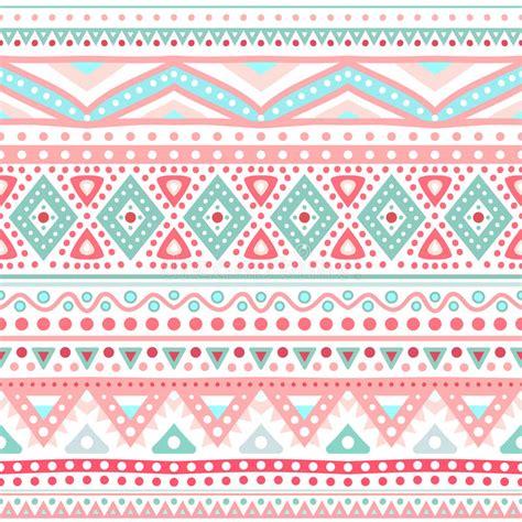 seamless tribal pattern vector free tribal ethnic seamless stripe pattern vector stock vector