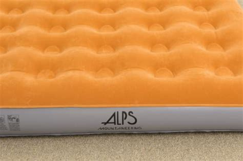 alps mountaineering rechargeable air bed alps mountaineering rechargeable air bed camp stuffs