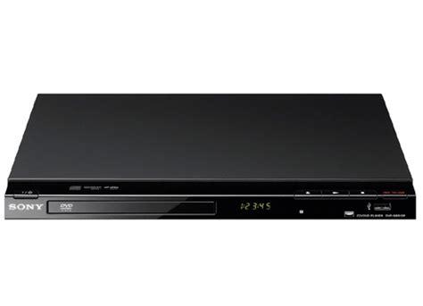 sony dvd player file format novo dvd player da sony dvp sr320 possui entrada frontal