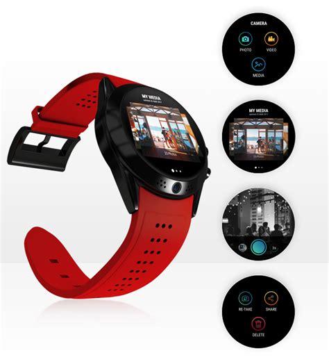Smartwatch Arrow Arrow S Smartwatch Integrates A Rotating Hd While
