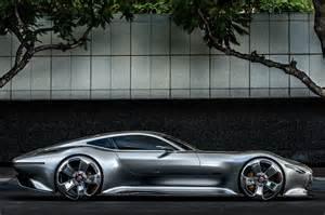 Mercedes Gran Turismo Mercedes Amg Vision Gran Turismo Concept