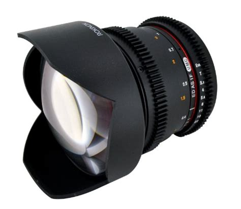 affordable wide angle lens for canon frame rokinon cine cv14m c 14mm t3 1 cine wide angle lens for