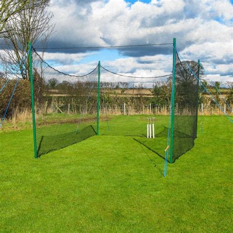 backyard cricket net cricket cages cricket net world