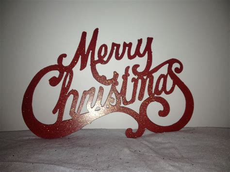 merry sign wall hanging sign