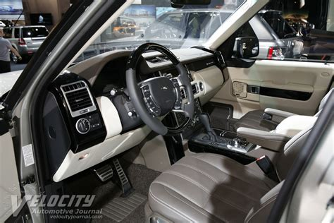 picture of 2010 land rover range rover