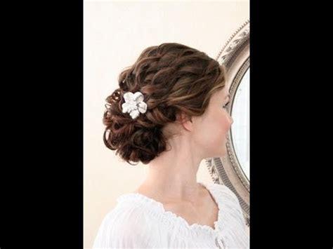 Bridal Hairstyles For Hair By Lati by Wedding Hair Tutorial