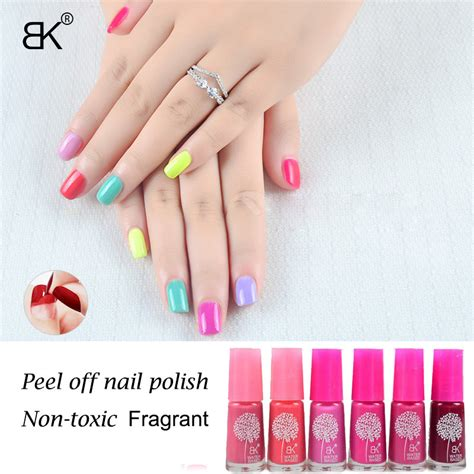 Non Toxic Nail by 1pc 7ml Bk Fragrant Non Toxic Nail Lacquer Wholesale Nail