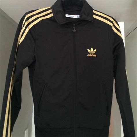 Jaket Bomber Adidas Performance cheap gt adidas black gold jacket
