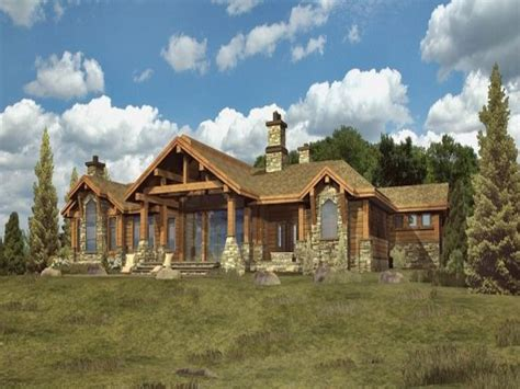 ranch log home plans log home mansions log cabin ranch style home plans ranch
