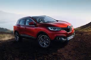 Renault Suv 2015 All New Renault Kadjar Suv Officially Revealed 40 Pics