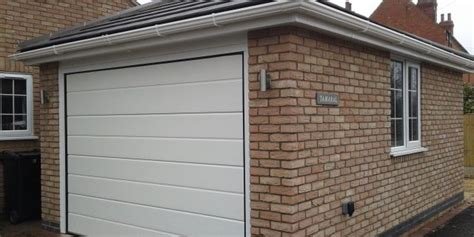 automatic sectional garage doors automatic garage door m rib grantham garage door