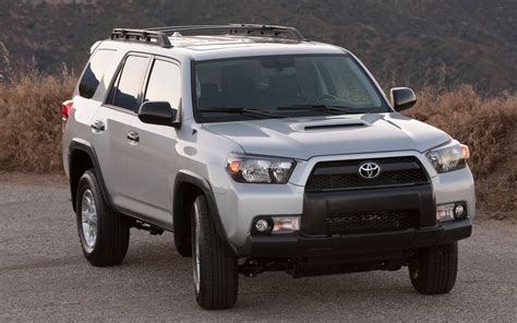 2012 Toyota 4runner 2012 Toyota 4runner Photo Gallery Motor Trend