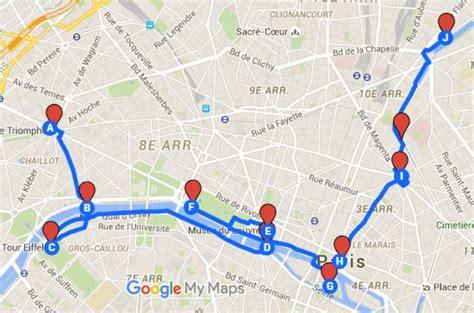 Visiter Paris En 3 Jours Marin D Eau Douce