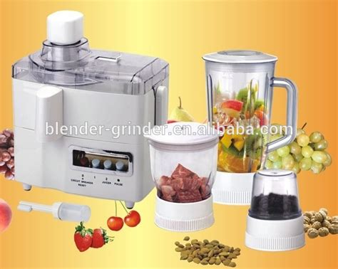 Multifunction Juicer Plus 4 in 1 juicer blender grinder electric chopper