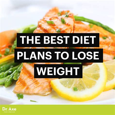 what is the best diet to lose weight fast the best diet plans to lose weight dr axe