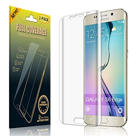 Caseology Samsung S6 Edge Hardcase Anti Murah 2 esamcore samsung galaxy s6 edge screen protector easy application anti friendly