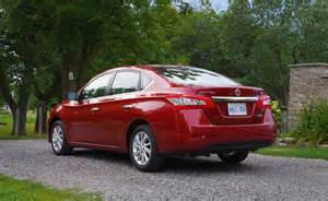 Nissan Sentra 2015 Review Review 2015 Nissan Sentra Sv Canadian Auto Review
