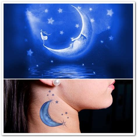 beautiful moon tattoo designs and their intriguing meanings