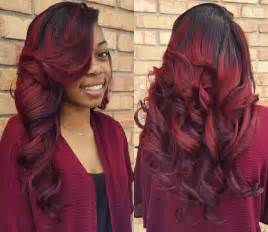 colored sew ins 12 sew in hairstyles that will make you look completely