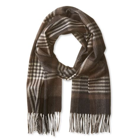 s exploded plaid scarf by phenix mania