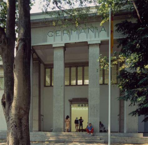 pavillon venedig architektur architekten chef f 252 r abriss des biennale