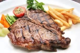 Steak In The Food Steak