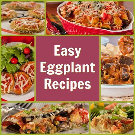easy eggplant recipes everydaydiabeticrecipescom