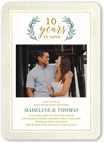 10 Year Anniversary Ideas For - 10 year wedding anniversary ideas and ways to celebrate