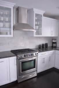 white kitchen cabinets gray granite countertops design ideas