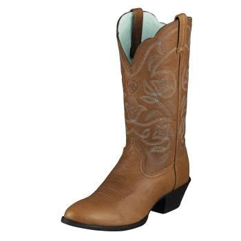 details about ariat western boots womens heritage r toe timber cowboy 10004736 boot