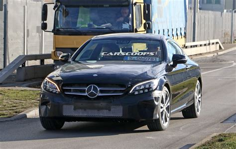 new c class mercedes 2018 mercedes c class coupe next in line for a visit to