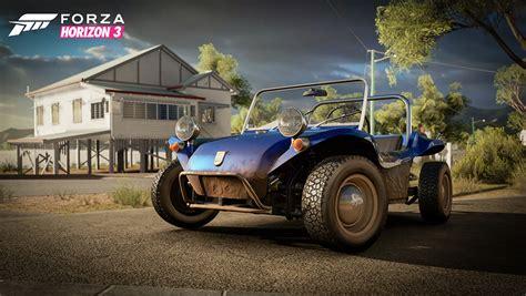 Forza Motorsport   Forza Horizon 3   Forza Garage   Week 4