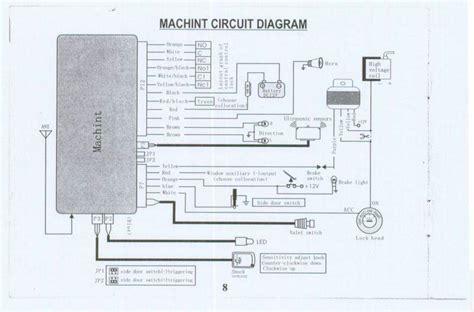 karr 4040a alarm electrical wiring diagram 42 wiring